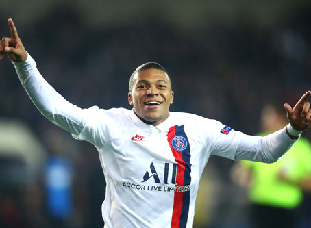 The media are actually buying into the Mbappe to Liverpool rumours