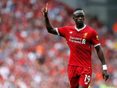 Sadio Mane's pride on winning the CAF African Player of the Year