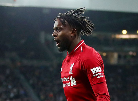 Klopp could not forget how good Origi was