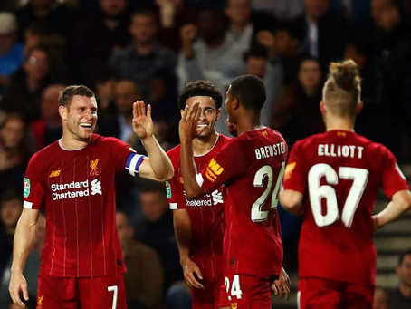 Four players to face Villa before flying out to join LFC squad in Qatar, confirms Jurgen Klopp