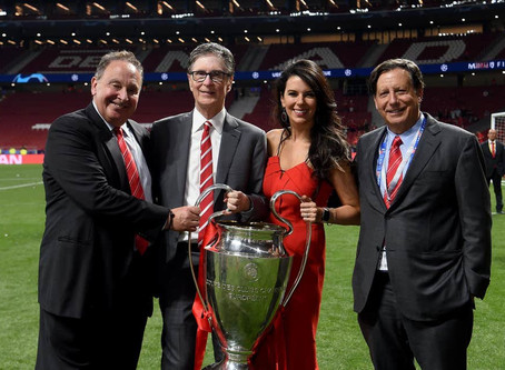 Liverpool have risen to be 5th most valuable club in world football