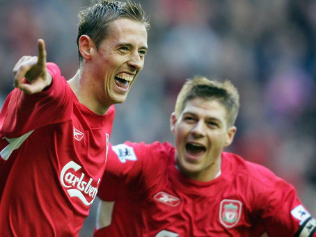 Crouchie felt sick watching Liverpool tear Barca apart