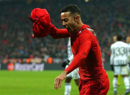 Wijnaldum delighted to have Thiago at LFC