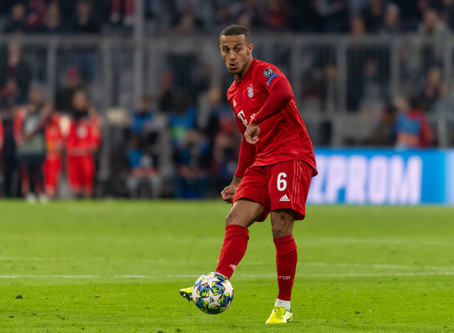 Reports: Liverpool agree four year deal with Thiago Alcantara
