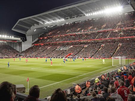 Liverpool FC provide update on fan return to Anfield