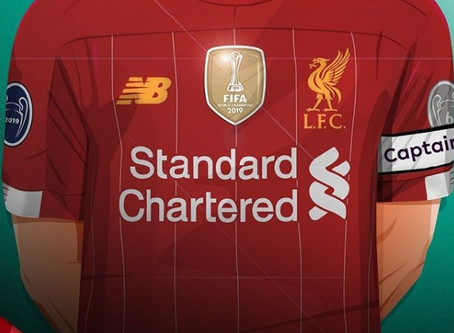 Liverpool not allowed to wear 'gold badge' in Premier League