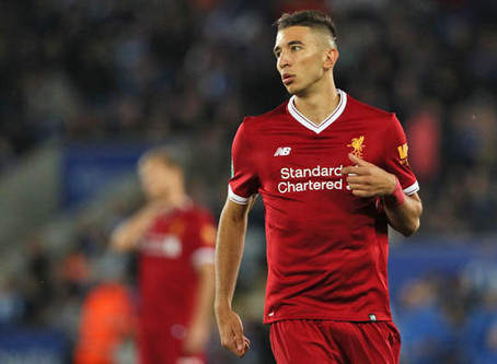 Liverpool midfielder Grujic reportedly wanted by Galatasaray