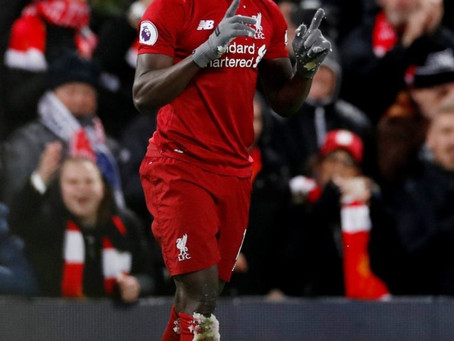 Match Report: Liverpool 1-1 Leicester City