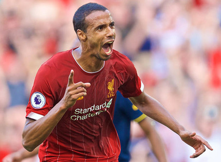 Joel Matip: It was nice to be back on the pitch