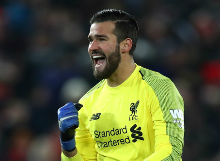 Alisson on Club World Cup: 'This is important'