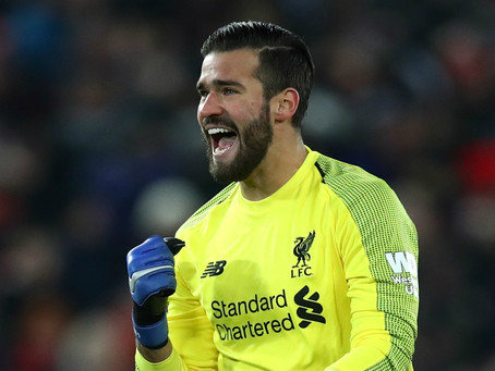Alisson drops hint he could be at Liverpool long-term