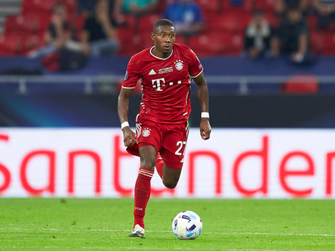Liverpool reportedly pushing Real Madrid for David Alaba