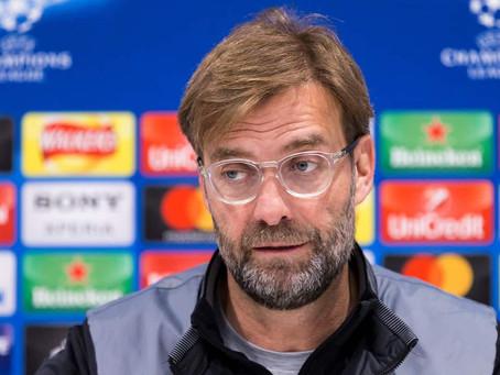 Klopp looking forward to 'interesting' Atletico Madrid draw