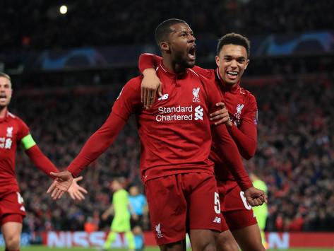 Babel warns Wijnaldum: leaving Liverpool 'my biggest regret'