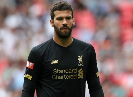 Concerns for LFC as Thiago & Alisson missing training sessions over weekend