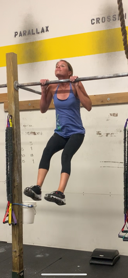 CROSSFITTER OF THE MONTH
