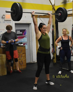 CROSSFITTER OF THE MOTH