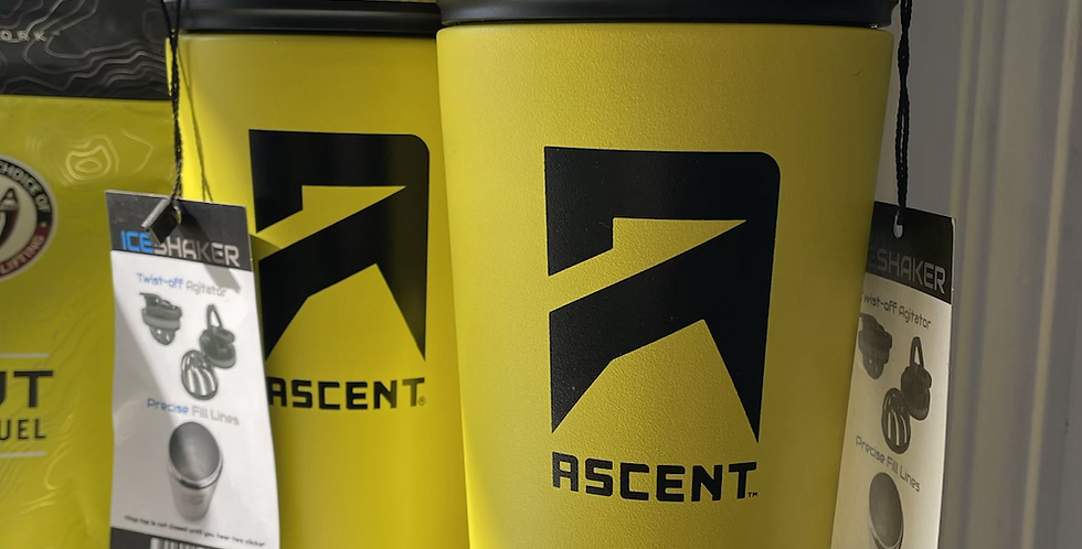 Ascent Ice Shaker
