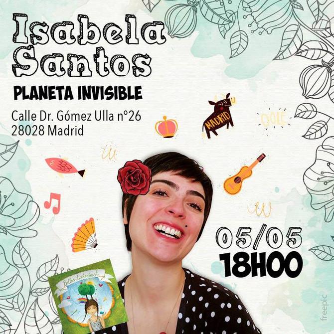 Bellas Liederbuch en Madrid!