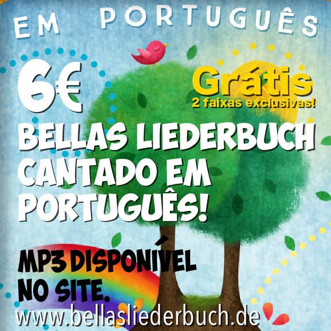 MP3 de Bellas Liederbuch em português à venda!