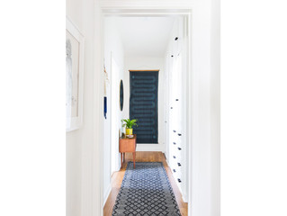 Tips For a Narrow Hallway