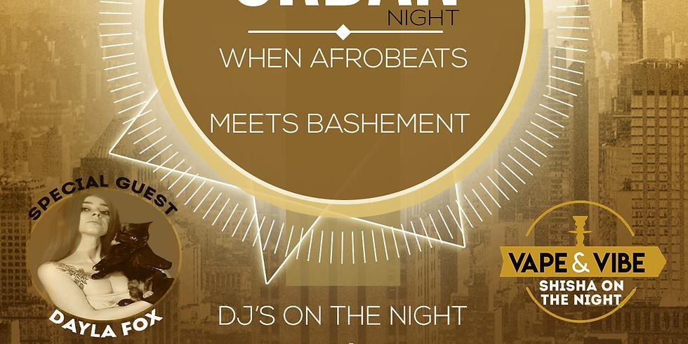 Rudembeatz Presents Urban Night @ Arcadia Penthouse