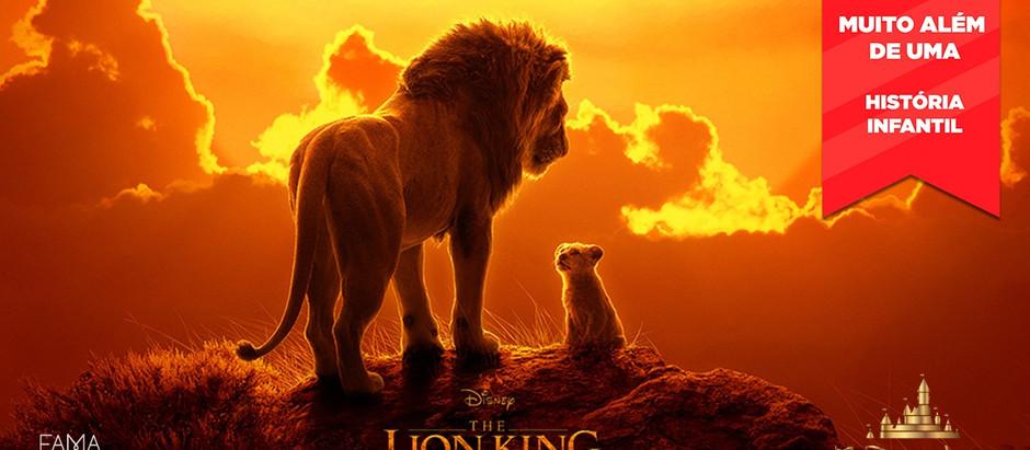 Liderança e Sucessão: lições aprendidas assistindo ao filme O Rei Leão