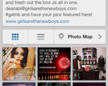 """Add """"GATNB"""" On Instagram!"""