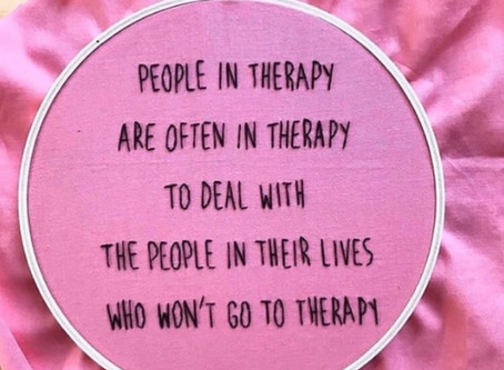 The Truth and the Lies of Therapy.