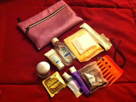 What's Inside My Whore Kit?