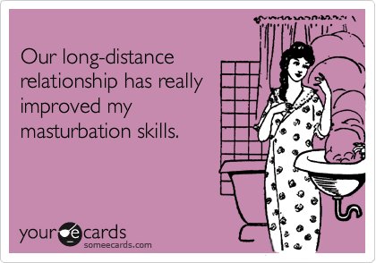 Distance Shmistance.