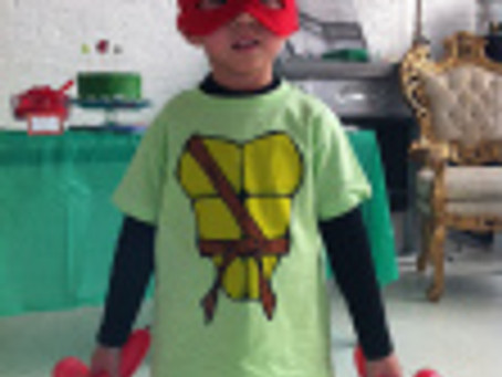 Weekend In Pictures – Cowabunga Dude Edition.