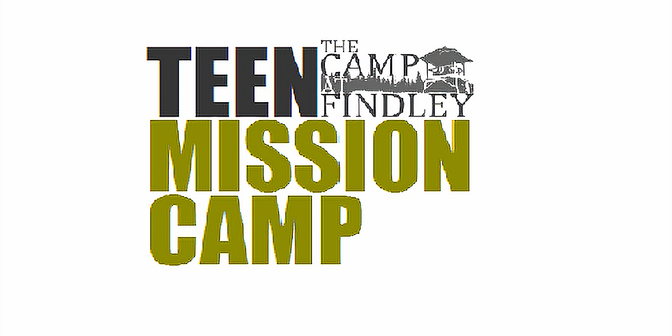 Teen Mission Camp