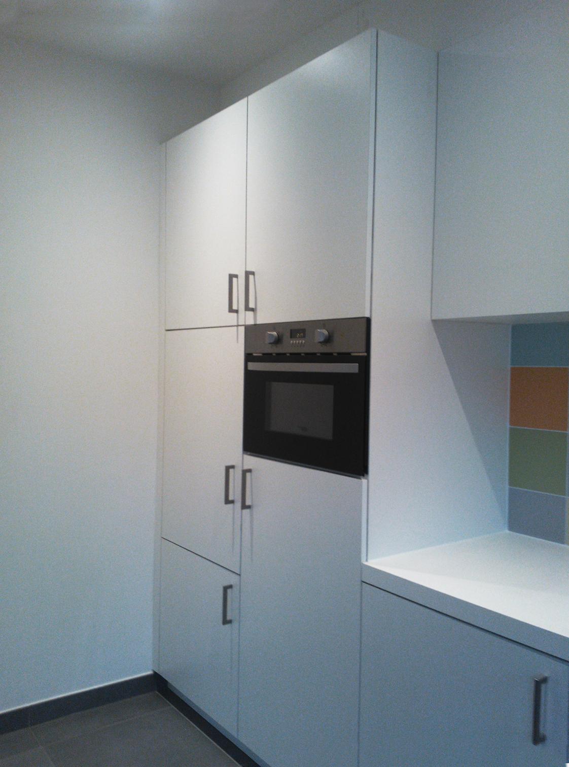 5 keukenkasten