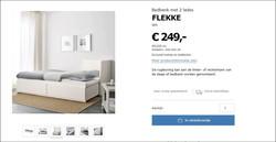bed Flekke