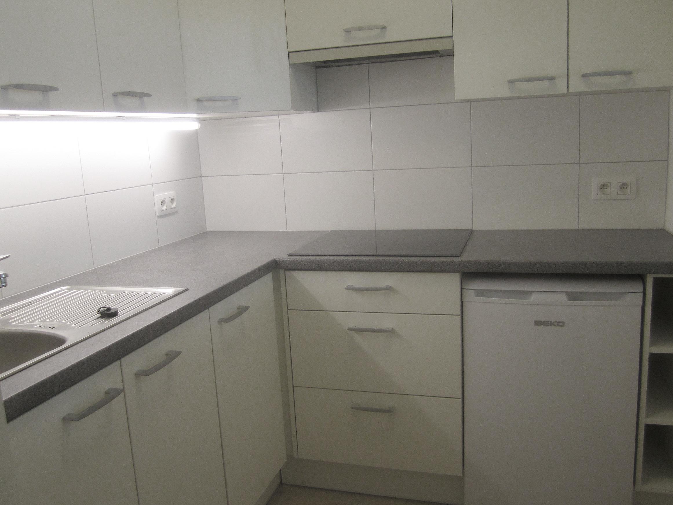 12 keuken met onderverlichting