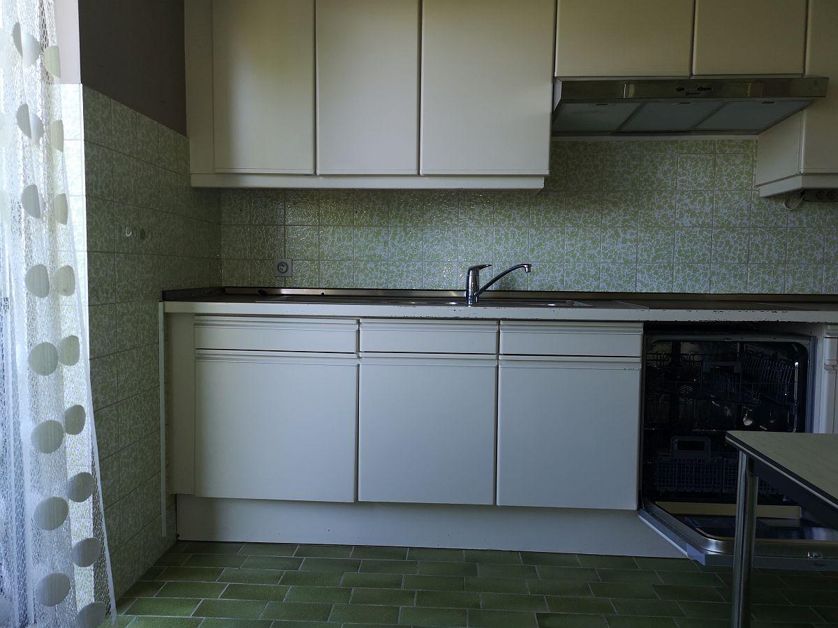 keuken vooraanzicht