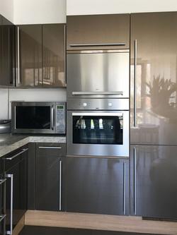 keuken oven cu
