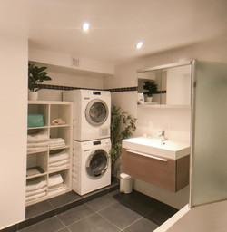 badkamer wasplaats