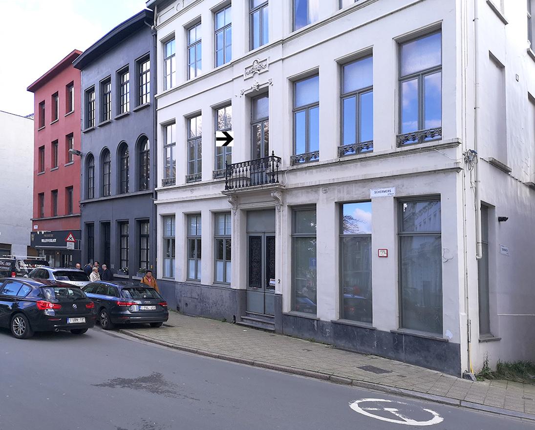 gevel Schermerstraat 2