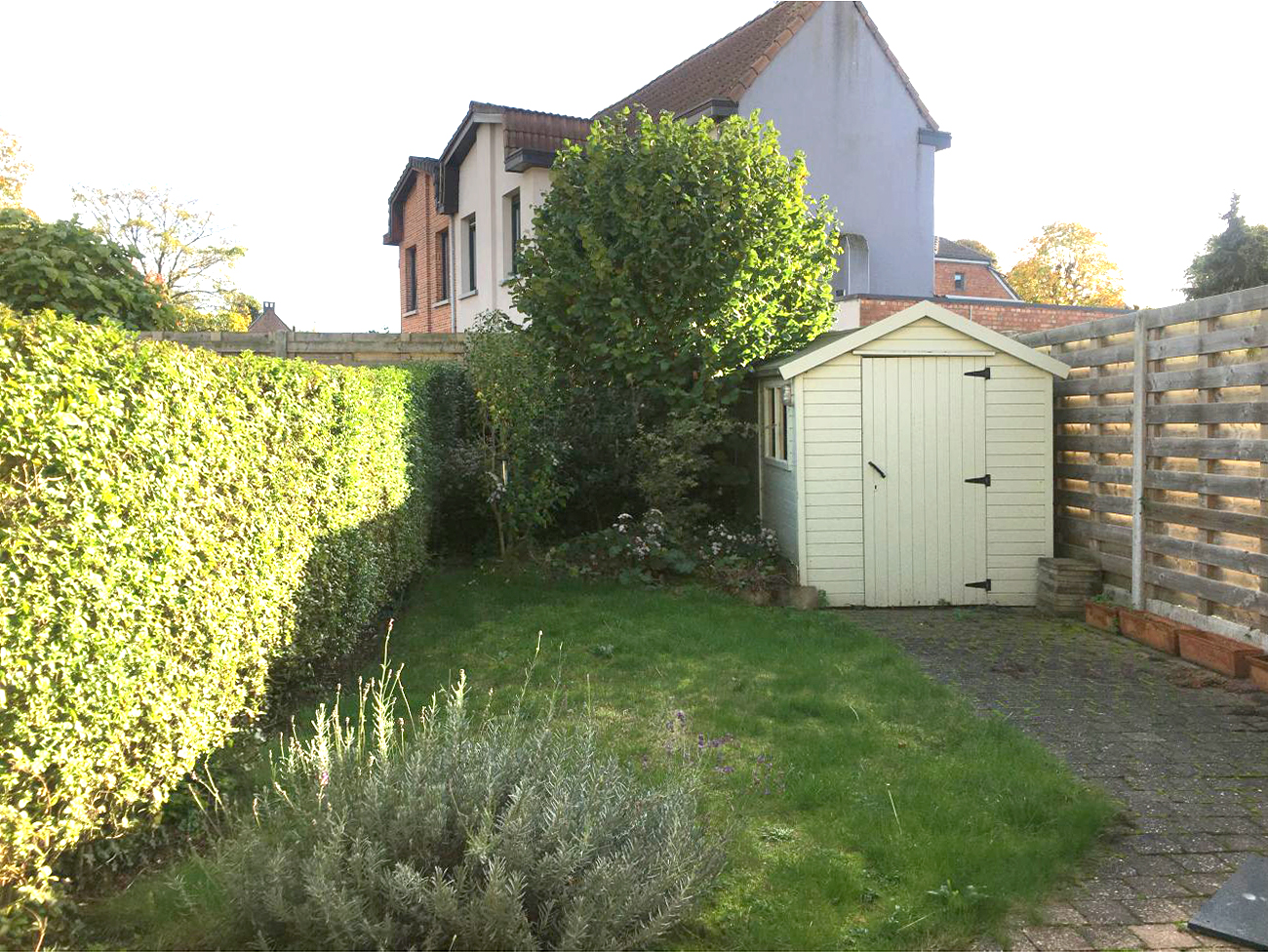 truin tuinhuis