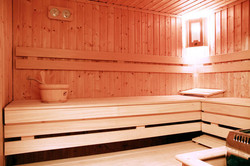 14 sauna