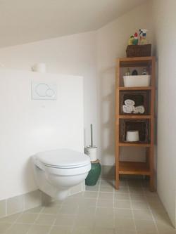 slk 2 toilet boven