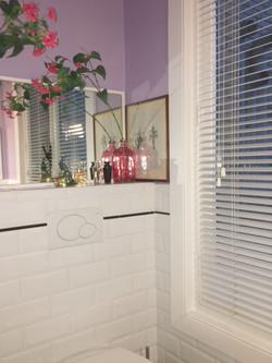 keuken toilet gasten spiegel