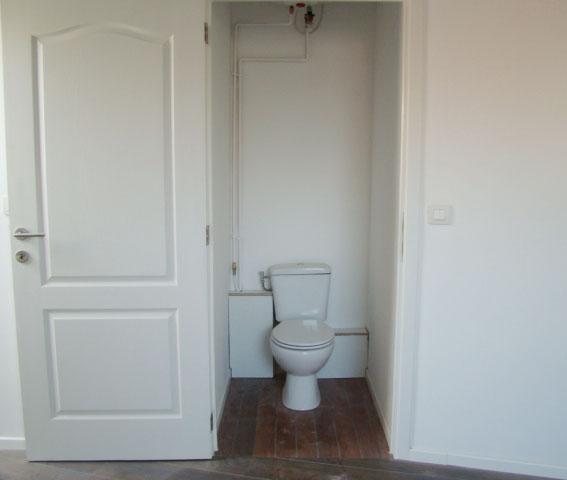 Studio1 toilet