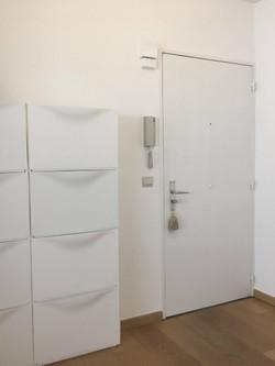 inkomhal deur
