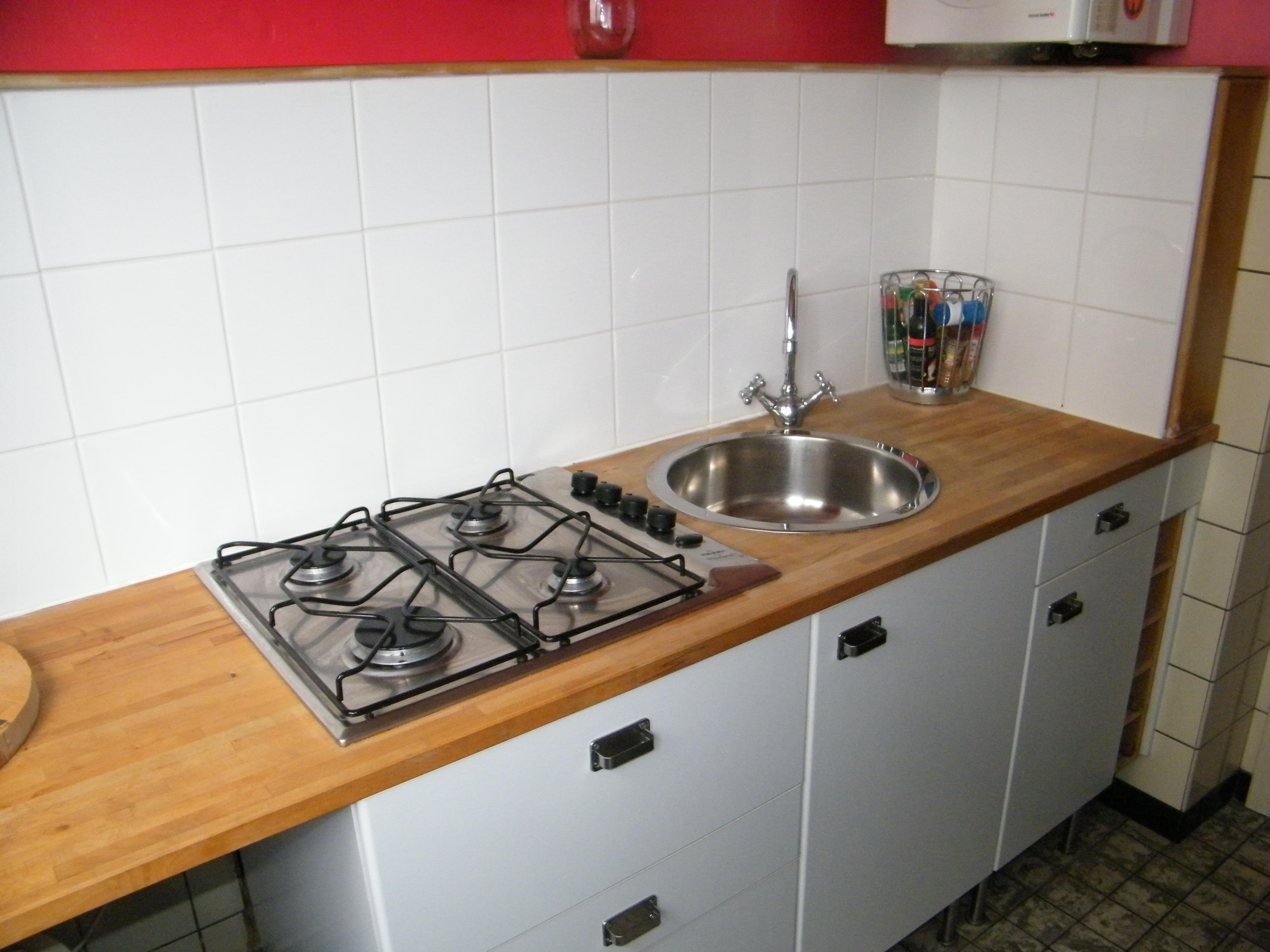 Keukenaanrecht - kopie