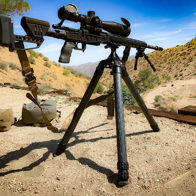 Precision Rifle II :: Supported Positions