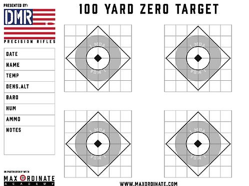 DMR Zero Target