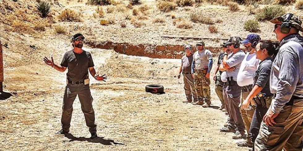 Defensive Pistol Course :: Guest Trainer Grant Reynolds @highspeedlowdrag